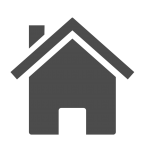 house, icon, home